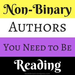 Non-Binary Authors