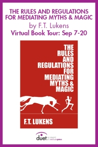 Review #109 [Blog Tour] // The Rules and Regulations for