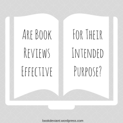 Are Book ReviewsEffective