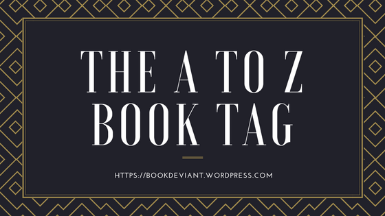 The a to z book tag